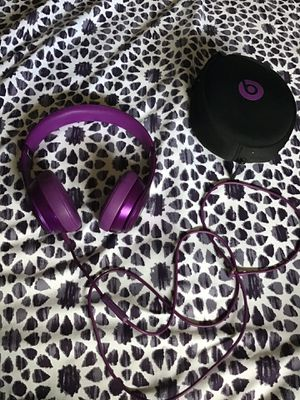 Beats Solo 2 Headphones for Sale in Beaverton, OR