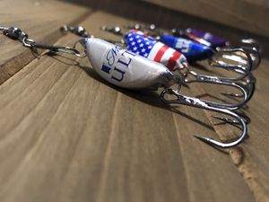 Beer cap fishing lure for Sale in Houston, TX
