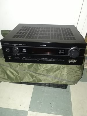 Powerful Yamaha stereo system for Sale in Denver, CO