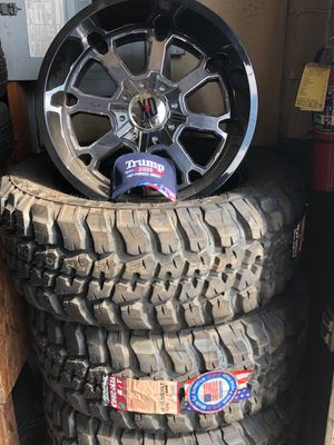 Wheels and tires for Sale in Newark, OH