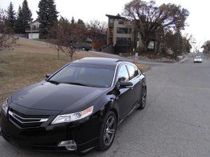 Black Car Acura 2009 TL for Sale in Amarillo, TX