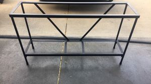Triple Aquarium Steel Stand for Sale in Normal, IL