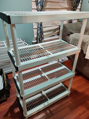 4 Level Customizable Storage Rack for Sale in Monroe Township, NJ