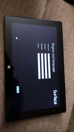 Microsoft Surface tablet for Sale in Glendale, AZ