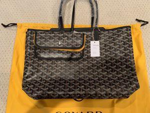 Goyard Isabelle Tote Bag PM Black/Black for Sale in Berkeley, CA