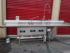 Sink comercial for Sale in Humble, TX