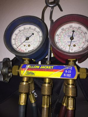 Freon gauge for Sale in San Diego, CA