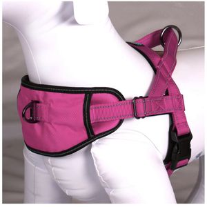 "Dog Harness No-Pull Large 23""-30"" Chest Girth pink for Sale in La Puente, CA"