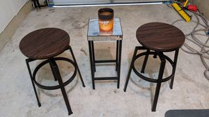Small bar stools for Sale in Alexandria, VA