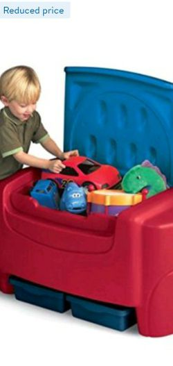 Litle Tikets Toy Box for Sale in Houston,  TX