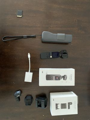 Dji osmo pocket for Sale in Signal Hill, CA
