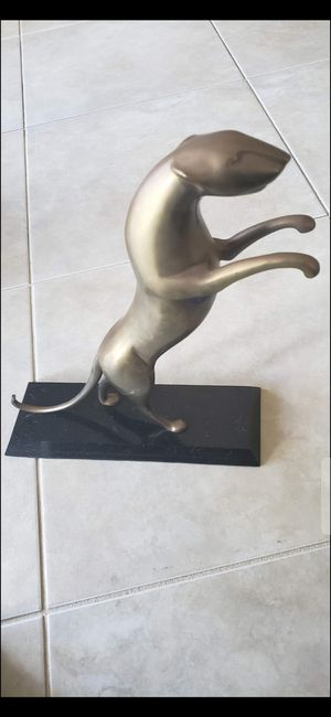 "JAGUAR BRONZE STATUE! 12"" for Sale in Delray Beach, FL"