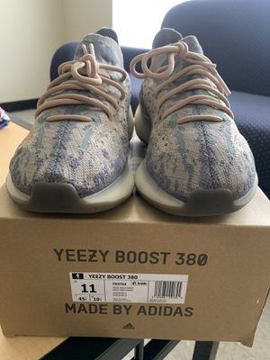 """ADIDAS YZY BOOST 380 """"MIST"""" for Sale in Greensboro, NC"""