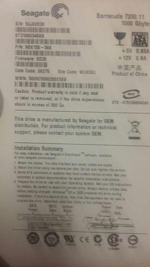 Hard drive for Sale in Phoenix, AZ