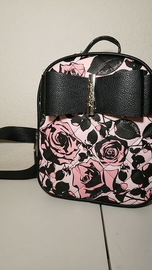 Mini Betsy Johnson backpack purse. for Sale in Las Vegas, NV