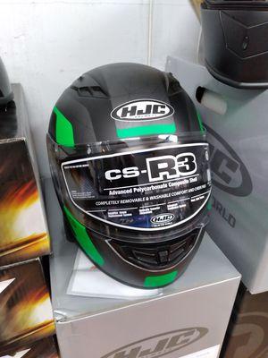 Motorcycle helmet Kawasaki Green Design for Sale in Los Angeles, CA