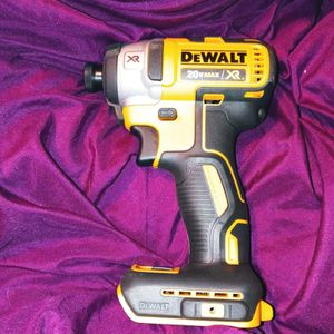 "DeWalt 20V XR 1/4"" Impact Driver - Bare Tool Only for Sale in Des Moines, WA"