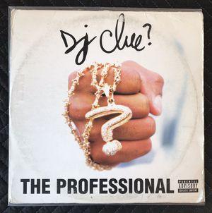 Dj Clue - The Professional 2x Vinyl LP Record Album for Sale in Corona, CA