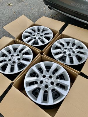 Genuine Factory Nissan rims for Sale in Rockville, MD
