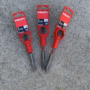 HILTI TE-CX (SDS PLUS) IMPERIAL for Sale in Norwalk, CA