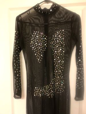 Sheer, studded body suit for Sale in Fort Washington, MD