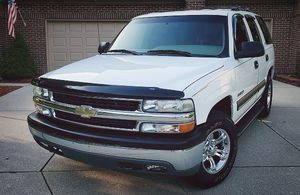 Beautiful 2003 Chevy Tahoe for sale, Excellent Condition for Sale in Absarokee, MT