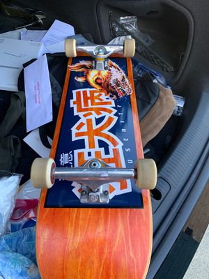 Real skateboard complete for Sale in Long Beach, CA