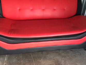 New Red Puma Sofa Great For Small Rooms for Sale in Columbus,  OH