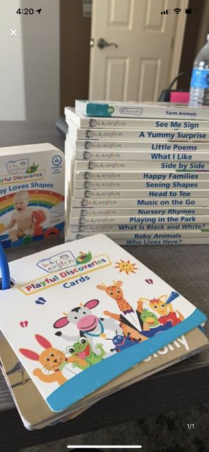 17 Baby Einstein Books for Sale in Gilbert, AZ