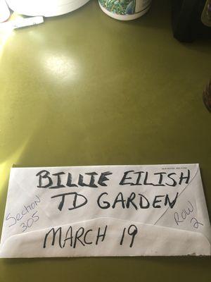 Billie EILISH for Sale in Woonsocket, RI