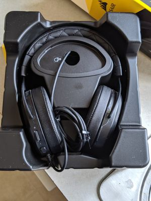 Corsair HS60 Wired Headset for Sale in Mount Vernon, WA