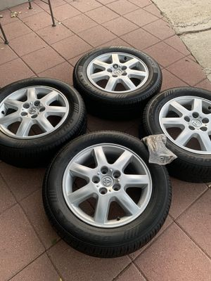 Wheels and tires for Sale in Irving, TX