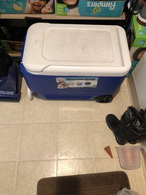 Wheelie cooler 36 liter for Sale in Meridian charter Township, MI