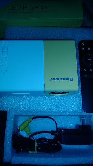 Mini projector for Sale in Mount Gilead, OH