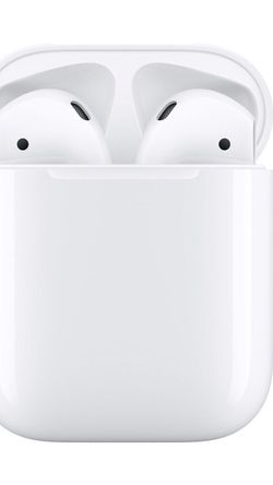 Apple AirPods with Charging Case Emoji on it new in unopened box for Sale in Rancho Cucamonga,  CA