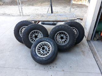Wheels/tires for Sale in San Antonio,  TX