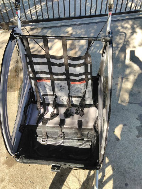 Schwinn Manta Ray & Zuma Bike Trailer