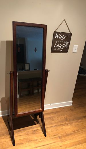100% Cherrywood Flexible Mirror for Sale in Concord, NC