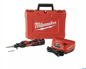 MILWAUKEE M12 SOLDERING IRON KIT 2488-21 for Sale in DeSoto, TX
