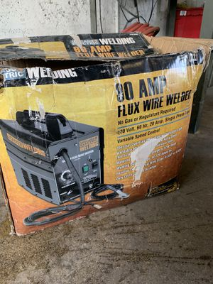 Wire welder 90 amp for Sale in Miami, FL