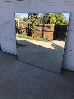 "Framed Mirror 56"" x 56"" for Sale in Fresno, CA"