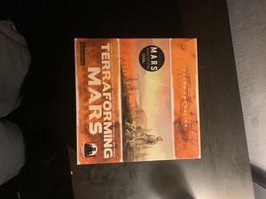 Terraforming Mars Board Game for Sale in Trenton, NJ