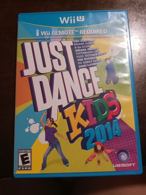 Just dance kids 2014 for Sale in Irving, TX