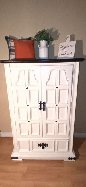 Beautiful Armoire Dresser Chest Dresser (Farmhouse) for Sale in Phoenix, AZ