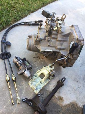 Cr-v 5 speed transmission all wheel drive Civic Integra for Sale in San Bernardino, CA
