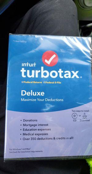 Turbo Tax Deluxe for Sale in Spokane, WA