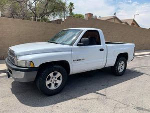2001 Dodge Ram runs and drives excellent great work truck V6 5 speed for Sale in Las Vegas, NV