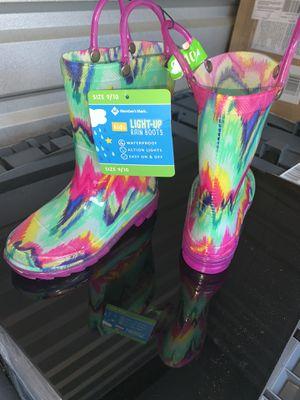 Rain Boots (light-up) for Sale in Ellenwood, GA