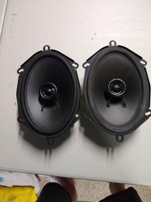 Polk Audio speakers 5 x 7 for Sale in Yorba Linda, CA