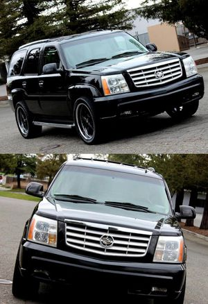 2002 Cadillac Escalade Price $800 for Sale in Frederick, MD
